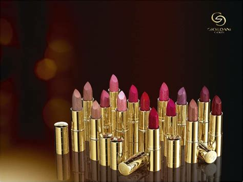 Makeup Giordani giordani gold iconic lipsticks all dolled up lipsticks and gold