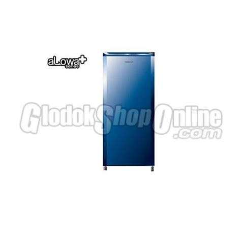 Kulkas Panasonic Glass Door kulkas 1 door panasonic nr a192m blue