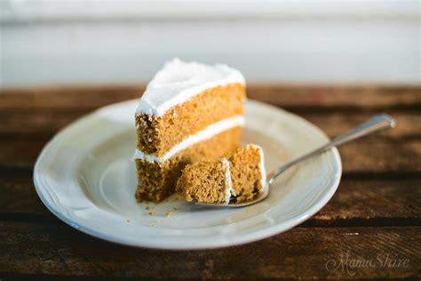 spice cake gluten free dairy free sugar free mamashiremamashire