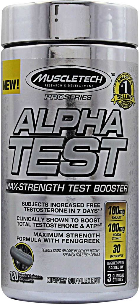 Muscletech Alpha Test 120 Caps Testobooster Bukan Test Hd Mt muscletech alphatest galeria zdj苹艸 w zumub