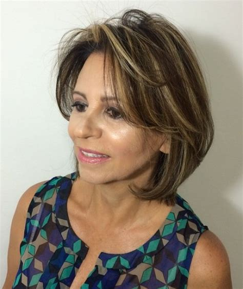 highlights women over fifty 80 best modern haircuts hairstyles for women over 50