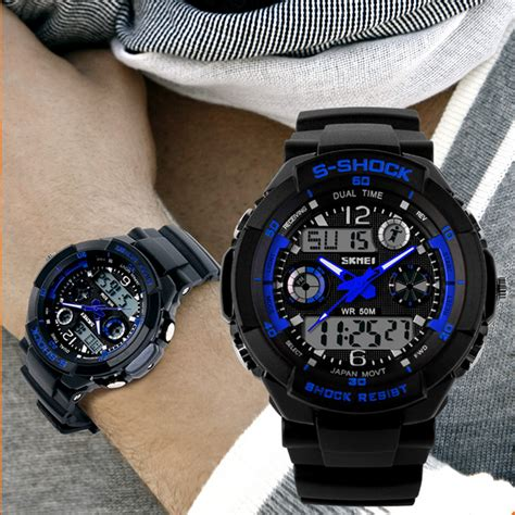 Skmei Formal Stainless Water Resistant Limited reasons why you need a skmei sport iwatchau