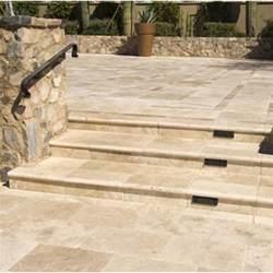 light outdoor travertine tile pavers travertine direct