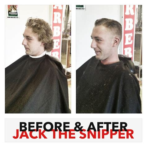 guy haircuts before and after before and after long to short men s haircut haircuts