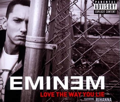 release love the way you lie by eminem feat rihanna
