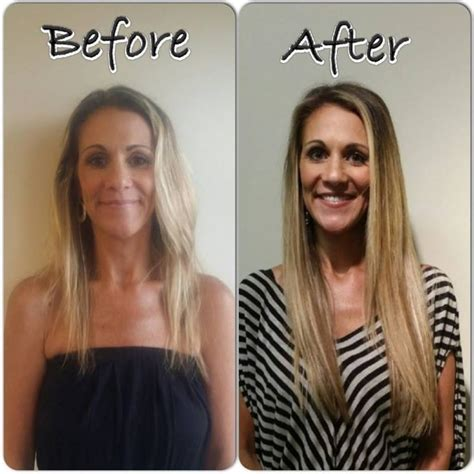 before after di biase hair extensions usa on pinterest 23 best images about before after di biase hair