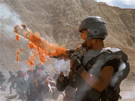 starship troopers gif find amp share on giphy
