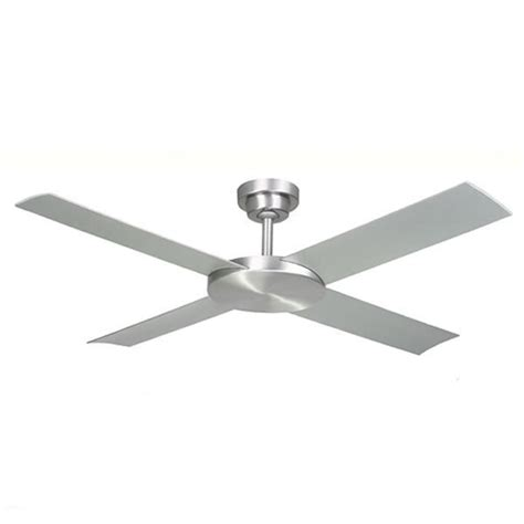 Ceiling Fan Warehouse by Revolution 2 Dc Ceiling Fan With Remote Brushed Aluminium 52 Quot