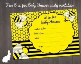 bumblebee baby shower invitations dolanpedia invitations