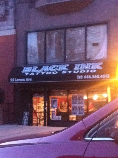 black ink tattoo shop black ink shop harlem nights black