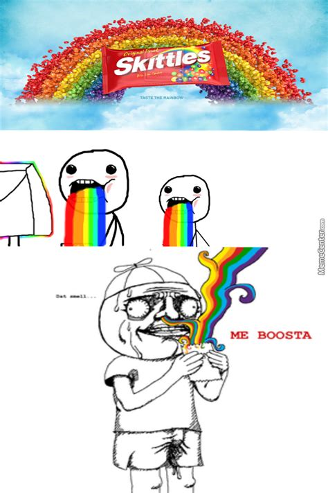 Taste The Rainbow Meme - taste the rainbow ツ by imaginecolors meme center
