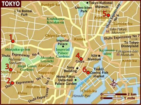 map of tokyo tokyo japan photography guide to city map tips safety