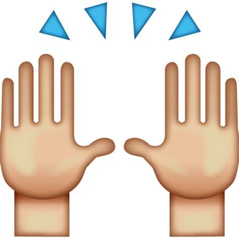 how to a to high five high five emoji icon emoji island