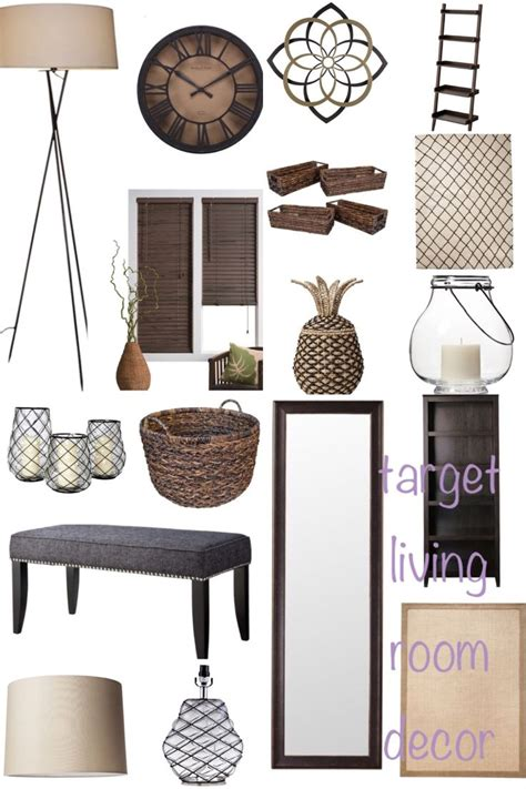 target living room decor home decor ideas