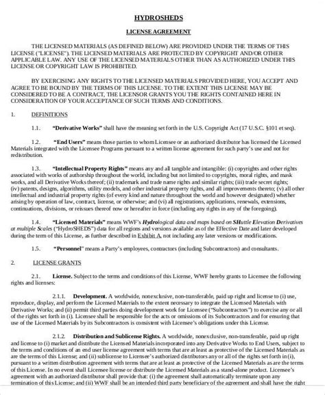 simple distribution agreement template simple distribution agreement template 28 images