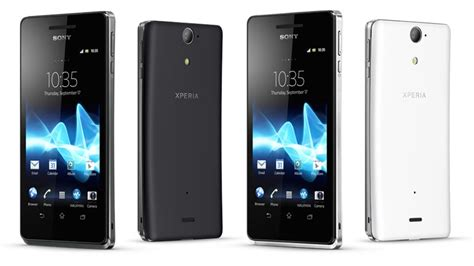 sony android phone sony xperia v android phone gadgetsin