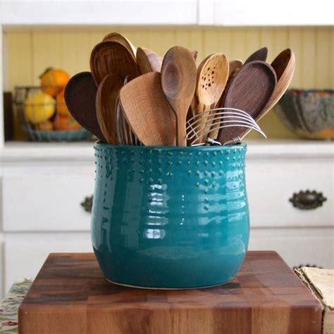1000 ideas about kitchen utensil holder on