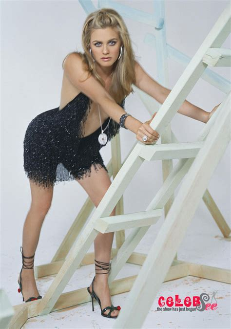 american actress amp fashion model alicia silverstone