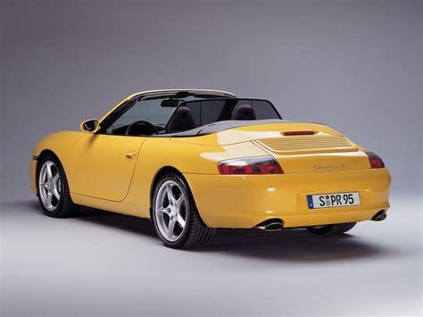 Porsche 996 Horsepower by Porsche 911 Carrera 4 Cabriolet 996 Specs Photos