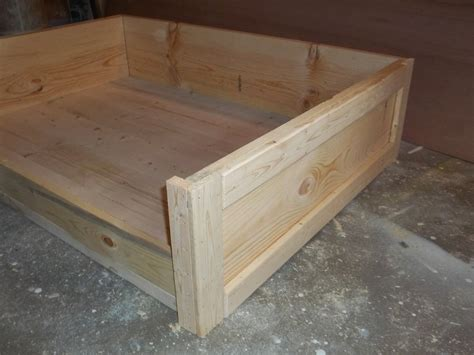 wood dog bed jaime of all trades diy large wooden dog bed