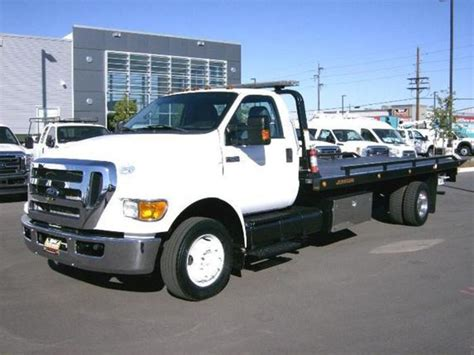 Price Of Ford F650 Truck by Ford F650 Tow Trucks For Sale 144 Used Trucks From 1 279