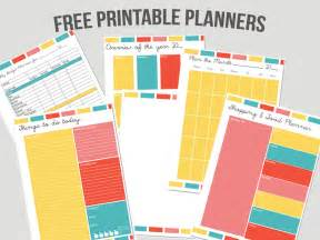 online planner free free printable planners kayleigh marie textiles