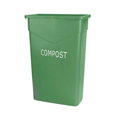 compokeeper 6 gal green free compost bin ck 6gl bin