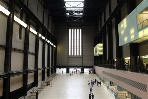 Contemporary Floor Plans file tate modern turbine hall looking west jpg