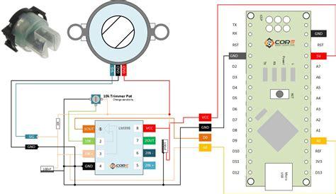 arduino nano wiring diagram breadboard diagram wiring