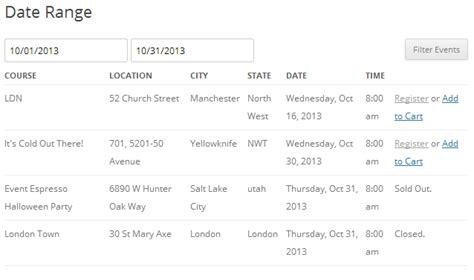 printable calendar date range custom date range calendar calendar template 2016