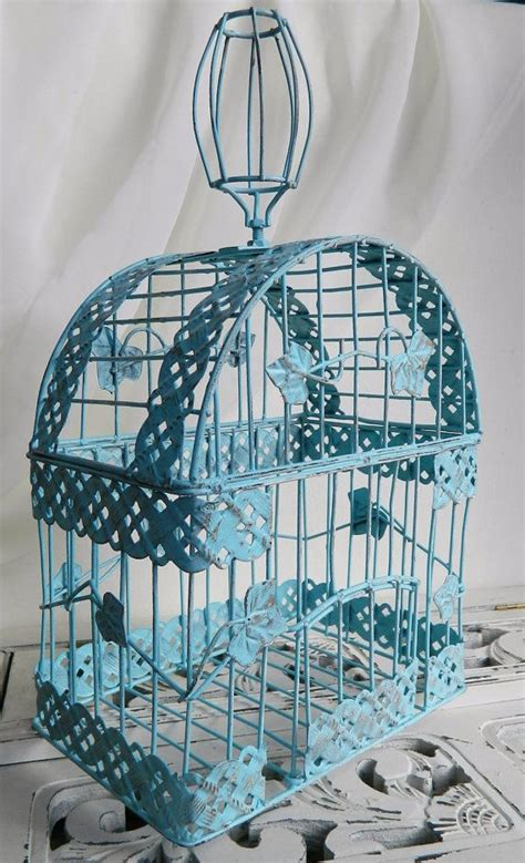 beautiful bird cage and aqua 96 best images about add birdcages to decor on