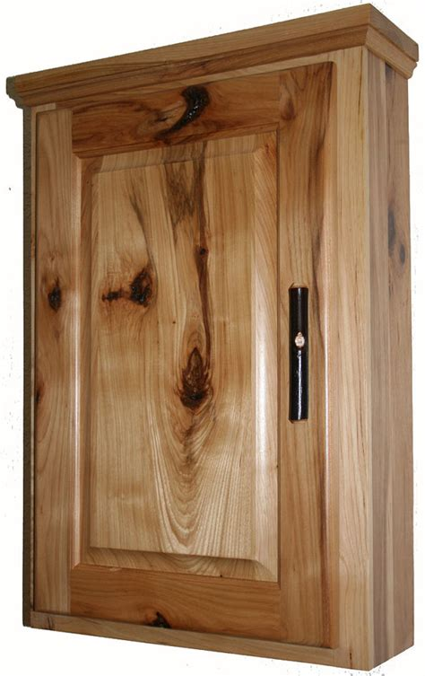 Custom Kitchen Islands by Rustic Hickory Medicine Cabinet Hickory Wood Rustic Medicine