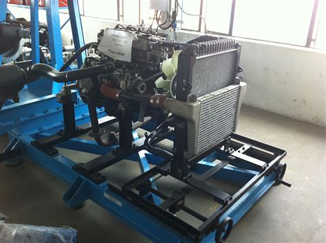 Ppe Engine Test Bed Engine Bed