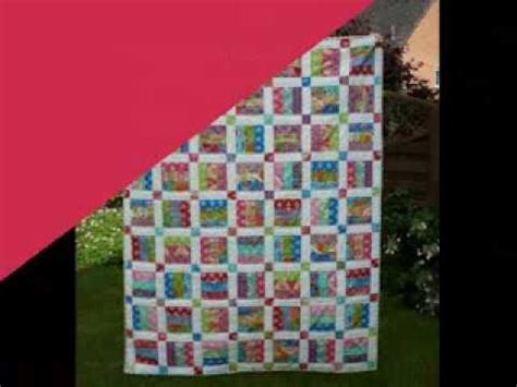easy quilt pattern youtube easy jelly roll quilt pattern quilting pattern