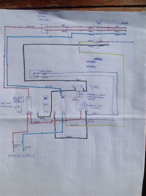 colchester lathe wiring diagram 31 wiring diagram images