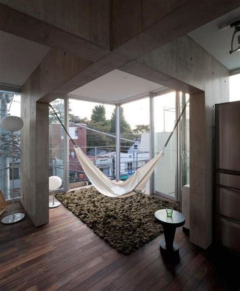 hammock in room creative room decorating ideas adding of hammocks to interior design