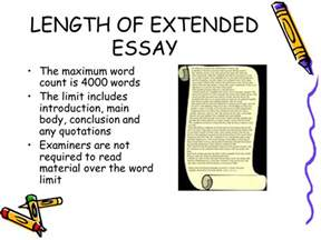 Do Citations Count In Word Count Extended Essay by Extended Essay Glenn Aucoin Tracy Giffen Smith Ppt