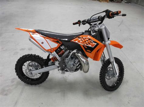 Mini Trail Ktm 50sx Orange mini trail ktm 50 sx motorcyle metic jual motor ktm kota