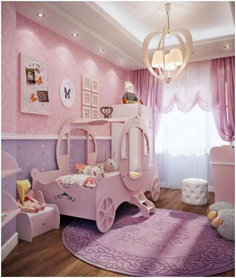 10 year old bedroom place a cute princess carriage bed kid rooms pinterest