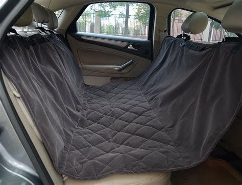 Car Pet Hammock microfiber waterproof pet car hammock review 187 the gadget flow