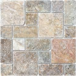 stone floor tiles shop anatolia tile scabos natural stone mosaic wall tile common
