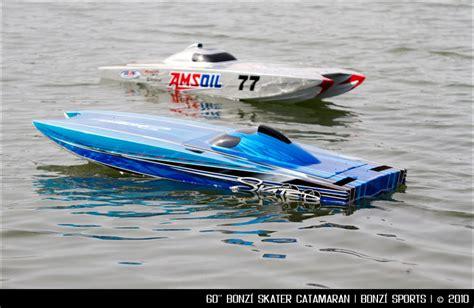 nortec race boats bonzi 60 quot skater cat