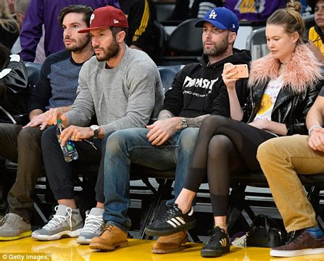 the bite of pleasure adam and s secrets to lasting books adam levine and behati prinsloo attend la lakers