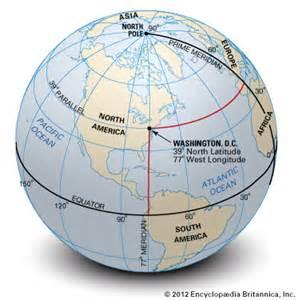 latitude and longitude geography britannica