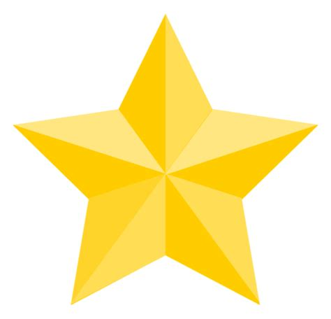 printable golden star gold star template free printable papercraft templates