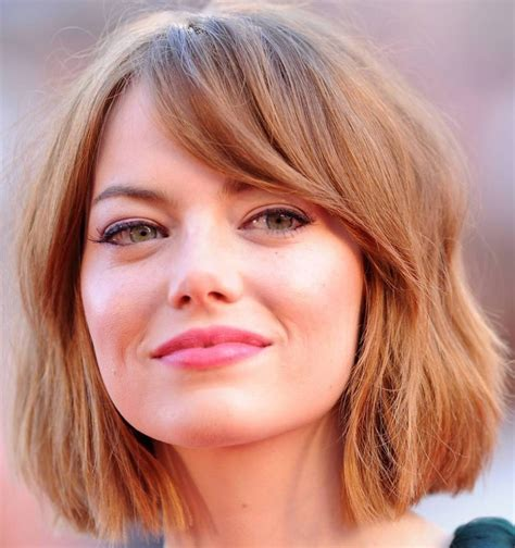 hair styles with ur face in it haircuts for round faces and thick hair 2018 haircuts