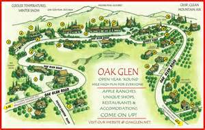 glen california map oak glen ca pumpkin patch profitsgalav8
