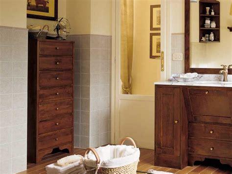 mobili da bagno rustici mobili bagno rustico legno ferro battuto