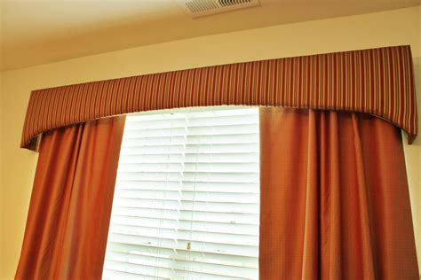 cornice board upholstered cornice board and fully lined drapery panels