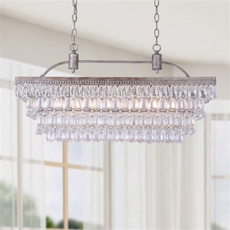 Rectangular Dining Room Chandelier by 25 Best Ideas About Rectangular Chandelier On